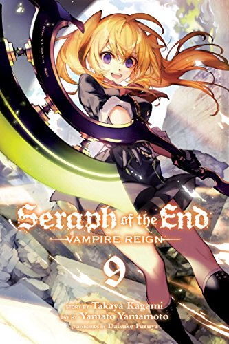Seraph of the End, Vol. 9 By Daisuke Furuya