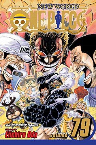 One Piece, Vol. 79 By Eiichiro Oda