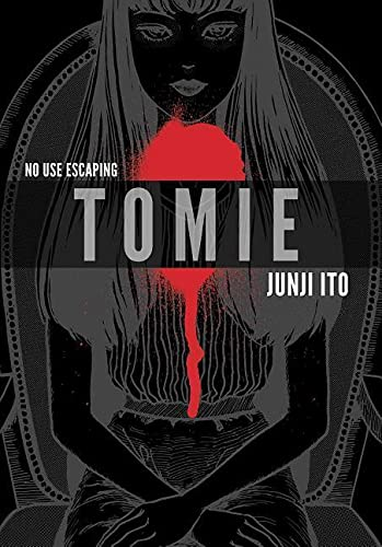 Tomie: Complete Deluxe Edition By Junji Ito