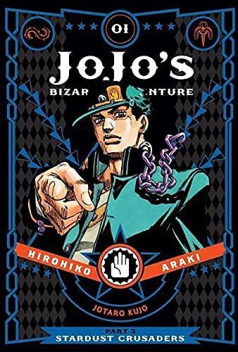 JoJo's Bizarre Adventure: Part 3--Stardust Crusaders, Vol. 1 By Hirohiko Araki
