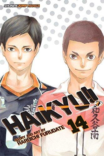 Haikyu!!, Vol. 14 By Haruichi Furudate