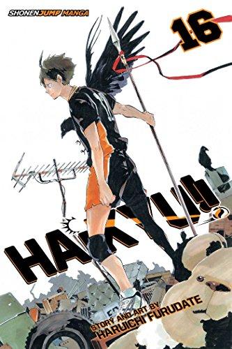 Haikyu!!, Vol. 16 By Haruichi Furudate