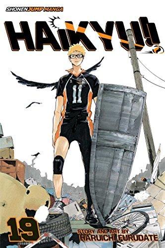 Haikyu!!, Vol. 19 By Haruichi Furudate