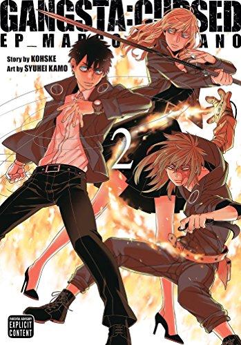 Gangsta.: Cursed., Vol. 2 By Kawase Kohske