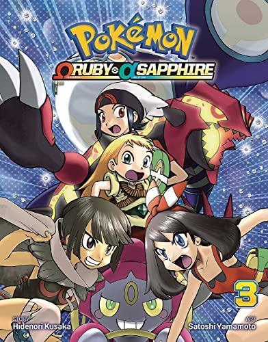 Pokemon Omega Ruby Alpha Sapphire, Vol. 3 By Other primary creator Hidenori Kusaka