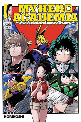 My Hero Academia, Vol. 8 By Kohei Horikoshi
