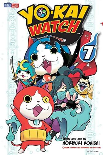 YO-KAI WATCH, Vol. 7 By Noriyuki Konishi