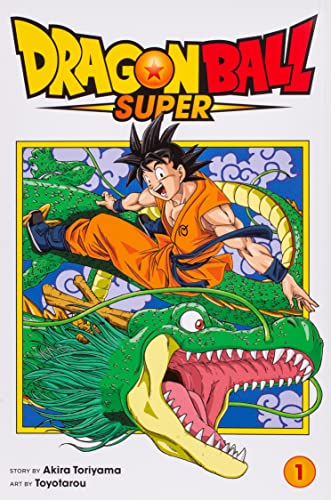 Dragon Ball Super, Vol. 1 By Toyotarou