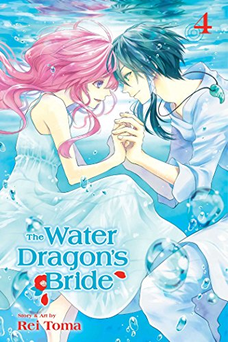 The Water Dragon's Bride, Vol. 4 By Rei Toma