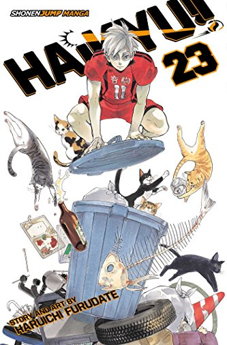 Haikyu!!, Vol. 23 By Haruichi Furudate