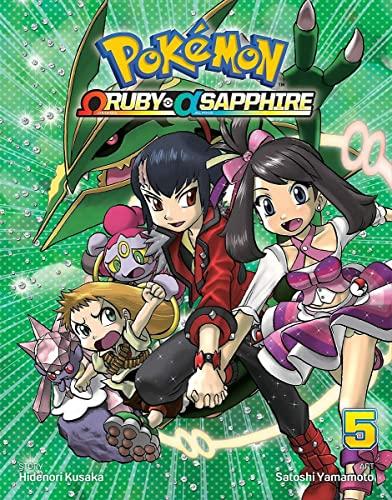 Pokemon Omega Ruby Alpha Sapphire, Vol. 5 By Other primary creator Hidenori Kusaka