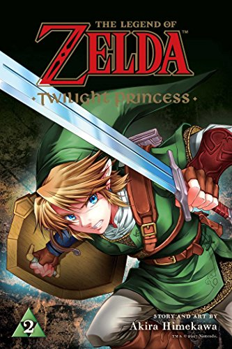 The Legend of Zelda: Twilight Princess, Vol. 2 By Akira Himekawa