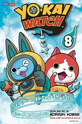 YO-KAI WATCH, Vol. 8 By Noriyuki Konishi