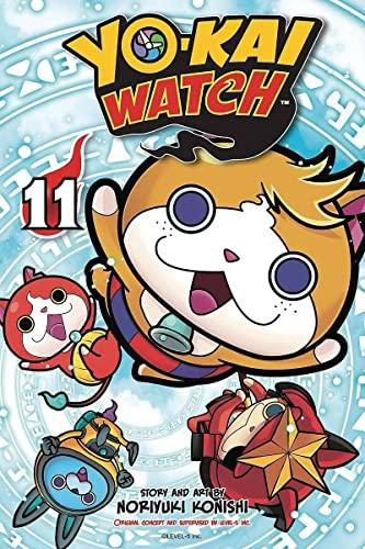 YO-KAI WATCH, Vol. 11 By Noriyuki Konishi