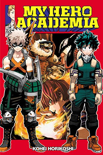 My Hero Academia, Vol. 13 By Kohei Horikoshi