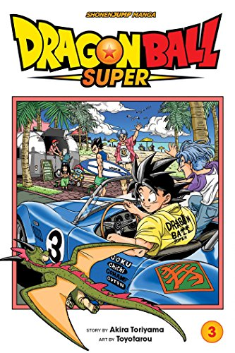 Dragon Ball Super, Vol. 3 By Akira, the Hustler
