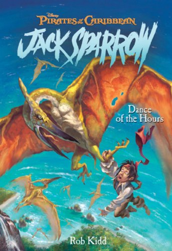 Pirates of the Caribbean: Dance of the Hours - Jack Sparrow #9 By Rob Kidd