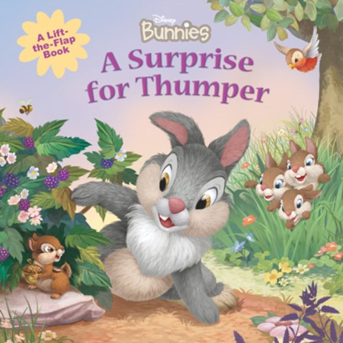 Disney Bunnies a Surprise for Thumper By Disney Book Group