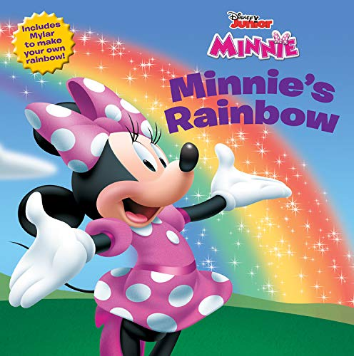 Mickey Mouse Clubhouse Minnie's Rainbow By Disney Book Group