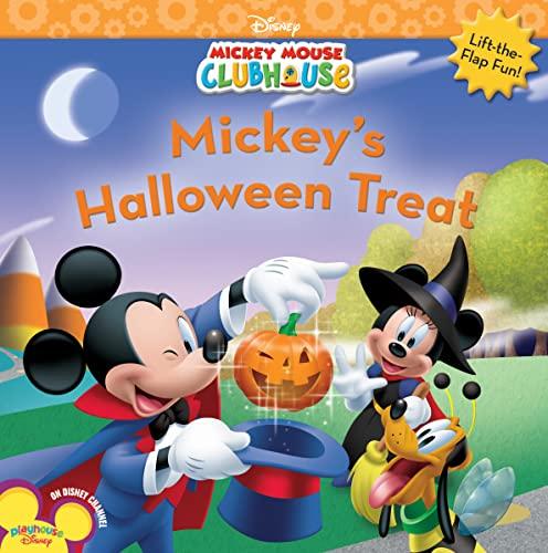 Mickey's Halloween Treat By Disney Book Group