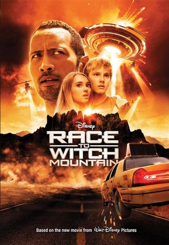 Race to Witch Mountain: The Junior Novel By James Ponti