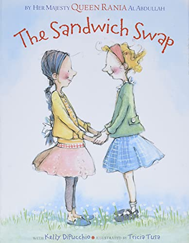 The Sandwich Swap By Kelly DiPucchio