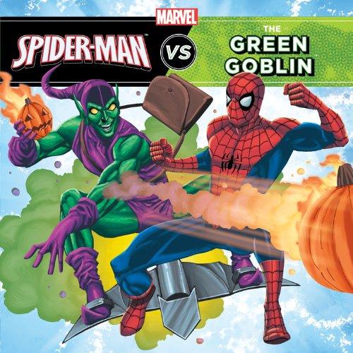 The Amazing Spider-Man vs. Green Goblin By Steve Behling