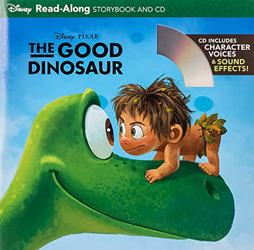 The Good Dinosaur (Read-Along Storybook and CD) By Disney Book Group