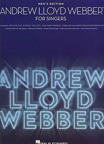 The Songs of Andrew Lloyd Webber By Andrew Lloyd Webber