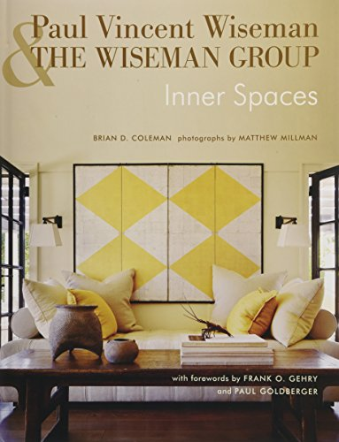 Inner Spaces: Paul Vincent Wiseman and The Wiseman Group By Brian Coleman