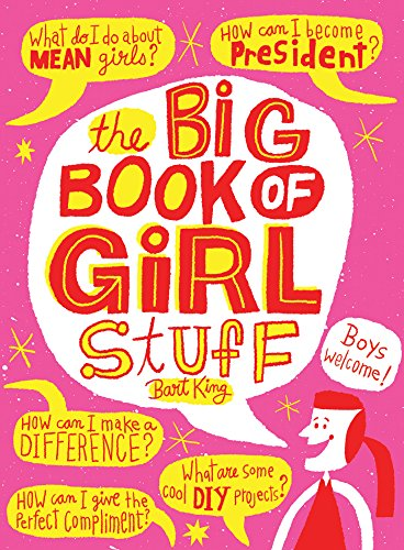 Big Book of Girl Stuff By Bart King