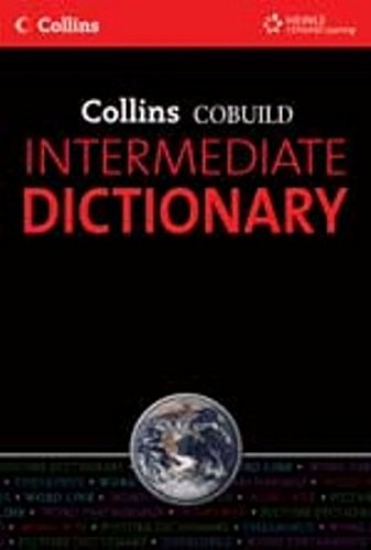 Intermediate Dictionary By Collins Cobuild