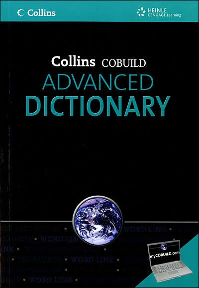 Advanced Dictionary By Collins Cobuild