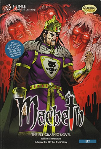 Macbeth (British English): Classic Graphic Novel Collection By Classical Comics