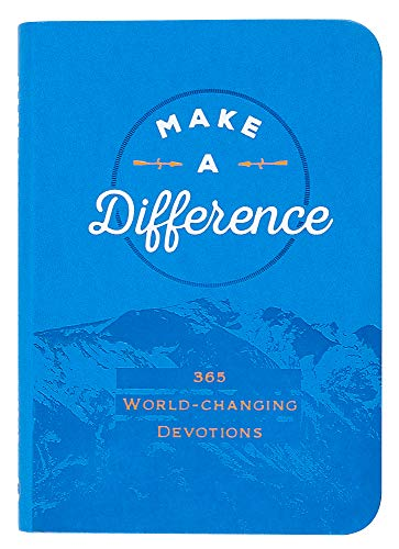 Make a Difference:365 World-Changing Devotions By Ken Castor