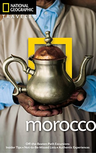 National Geographic Traveler: Morocco By Carole French