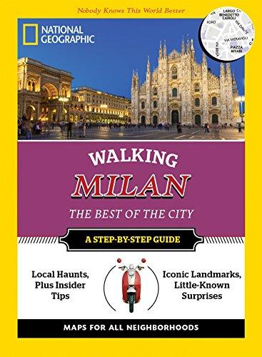 National Geographic Walking Milan By Fabrizia Villa