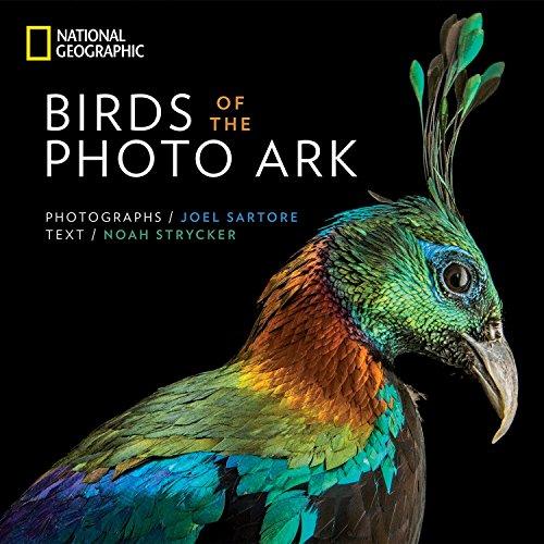 Birds of the Photo Ark By Joel Sartore