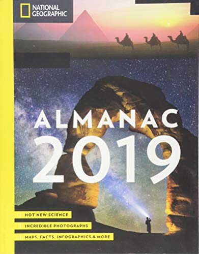 National Geographic Almanac 2019 UK Edition By National Geographic