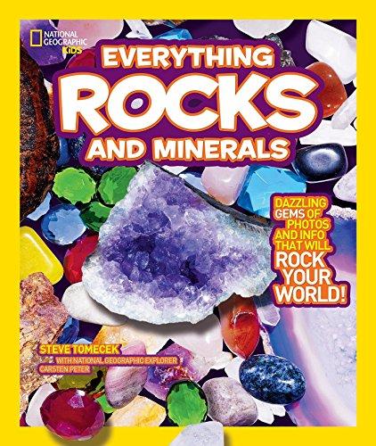 National Geographic Kids Everything Rocks & Minerals By Steve Tomecek