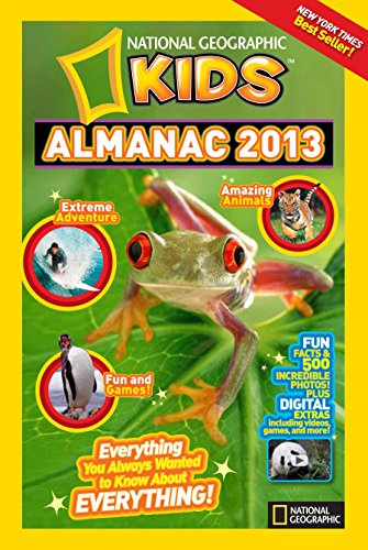 National Geographic Kids Almanac By National Geographic Kids