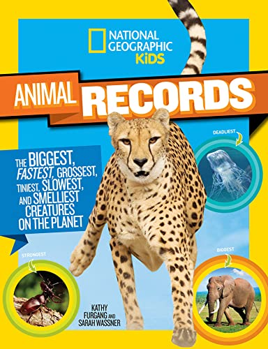 Animal Records By Sarah Wassner