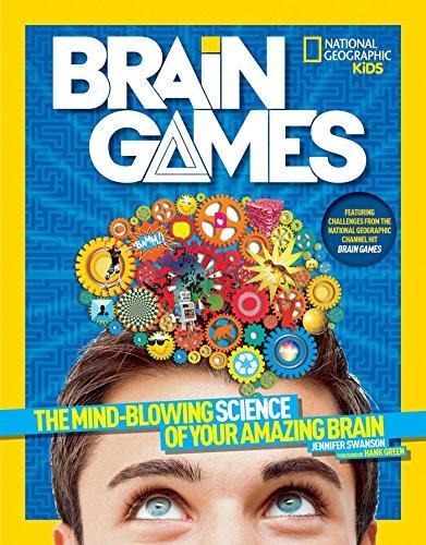 Brain Games von Jennifer Swanson