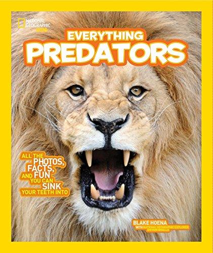 Everything Predators By Blake Hoena