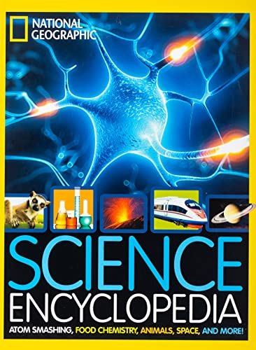 Science Encyclopedia von National Geographic Kids