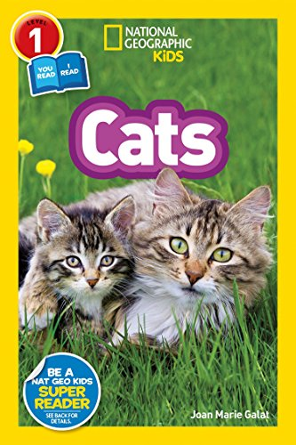 National Geographic Kids Readers: Cats von Joan Marie Galat