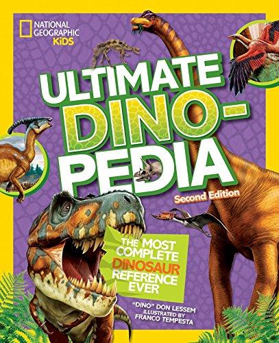 Ultimate Dinosaur Dinopedia By Don Lessem
