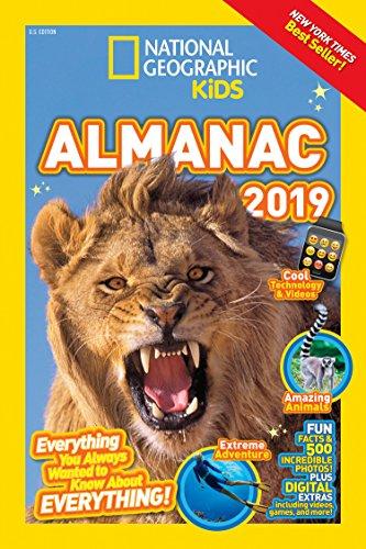 National Geographic Kids Almanac 2019 von National Geographic Kids