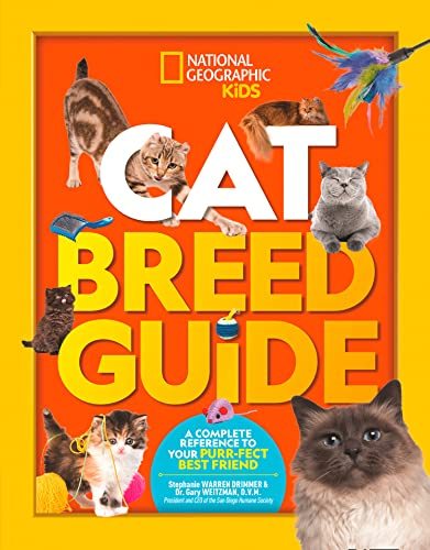 Cat Breed Guide By National Geographic Kids