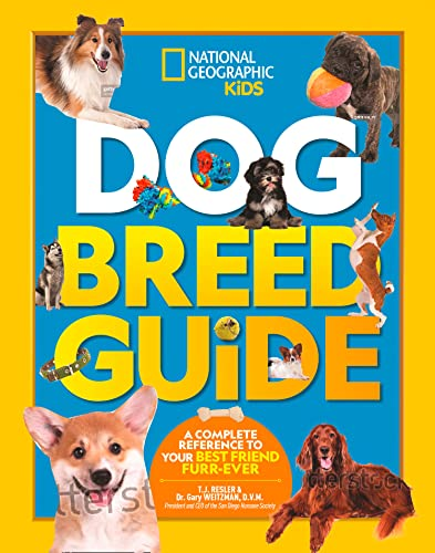 Dog Breed Guide By National Geographic Kids